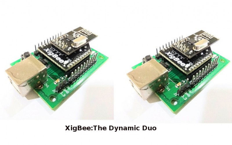 XigBee: Frugal Wireless High Speed Data Communication Alternatives for ZigBee Protocol