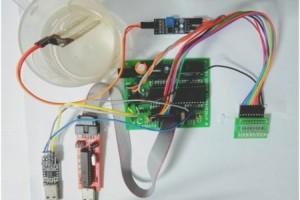 Interfacing Moisture Sensor in Atmega 16/32