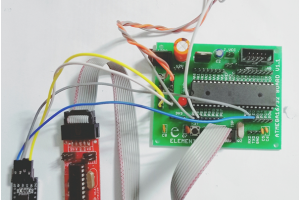 Interfacing Ultrasonic Sensor in Atmega 16 or Atmega 32
