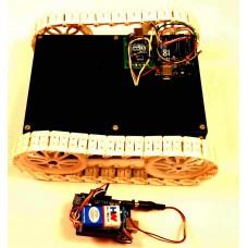 ZigBee Based ACCELEROMETER Controlled ALL TERRAIN Robot Using Arduino