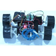Mobile Controlled Robot Using DTMF Technology