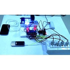 Mobile Controlled Home Automation Using DTMF Technology