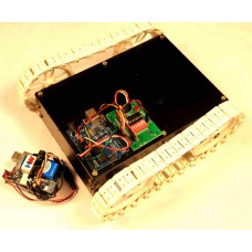 RF Based ACCELEROMETER Controlled ALL TERRAIN Robot Using Arduino