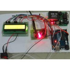 RFID Cart Using Arduino