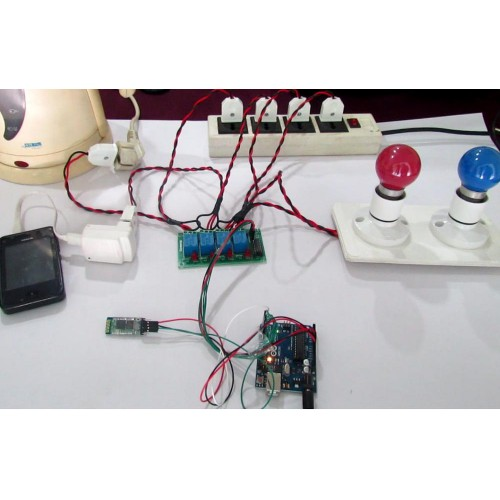 Voice Controlled Home Automation Using Pic Microcontroller