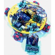 ZigBee Based Omni-Directional Robot Using Arduino