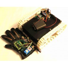 FLEX Sensor Based Hand Gesture Controlled All Terrain Robot Using Arduino & ZigBee