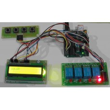 Arduino Based Automated Power Supply System