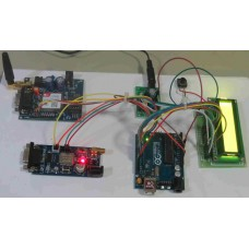 GPS Tracking for Alzheimer's Patient Using Arduino