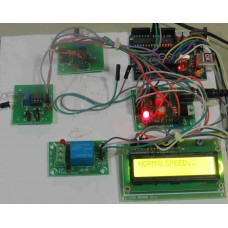 Arduino Based Speed Checker to Detect Rash Driving of Automobiles