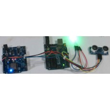 IoT Based Tide Level Detection System Using Arduino and WeMos