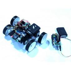 ZigBee Controlled Robot-Arduino Based