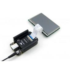 4.3 inch Touch LCD Cape for BeagleBone Black