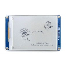 4.3 inch Serial Interface Electronic Paper Display