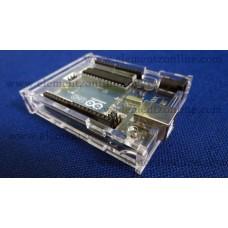 Arduino UNO R3 DIY Transparent Clear Case / Enclosure