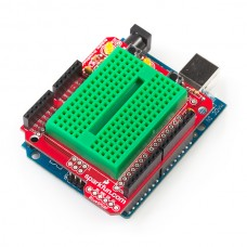 Proto Shield With Breadboard