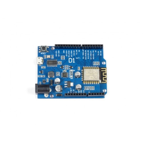 WeMos D1 R2 WiFi ESP8266 Development Board ESP-12E