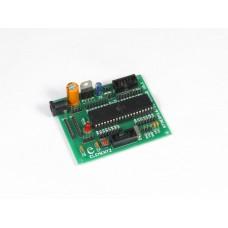 Atmega16/Atmega32 Project Development Board with Microcontroller IC