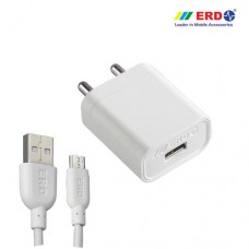 ERD TC 40 Micro USB White Charger