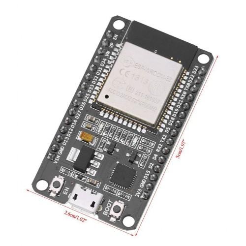 ESP32 Development Board WiFi+Bluetooth Ultra-Low Power