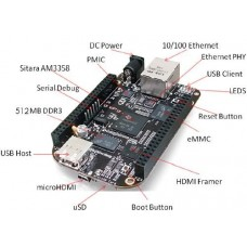 BEAGLEBONE BLACK REVISION C