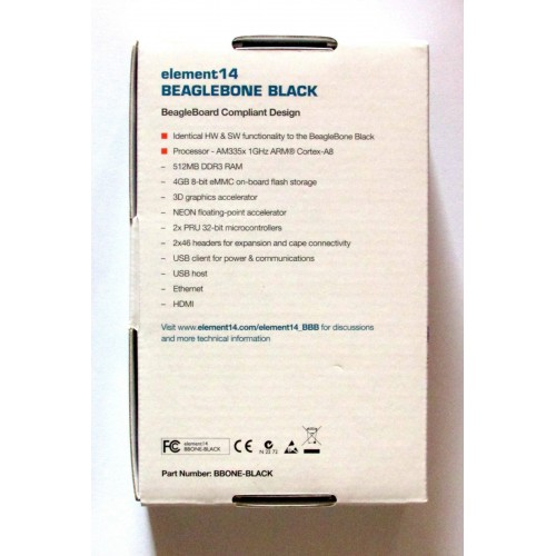 BeagleBone Black Rev C Complete Kit