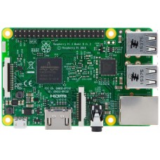 Raspberry Pi 3 Model B - With Built in WiFi and Bluetooth LE