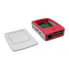 RASPBERRY-PI 	RASPBERRY-PI3-CASE  Official Raspberry Pi Case (for use with Raspberry Pi 3 Model B only)