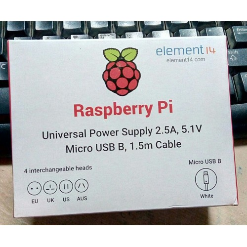 Raspberry Pi 3 Model B+ - Complete Starter Kit (RPi3B+, Case