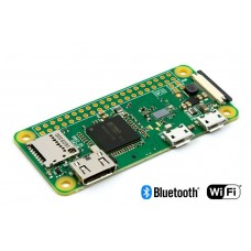 Raspberry Pi Zero W Development Board with builtin WiFi and Bluetooth