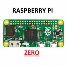 RASPBERRY PI ZERO SBC KIT - RASPBERRY-PI-ZERO, miniHDMI to HDMI, RPI On-the-go adapter