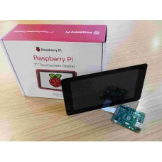 "Raspberry Pi 7"" Touch Screen Display with 10 Finger Capacitive Touch RASPBERRY-PI RASPBERRYPI-DISPLAY"