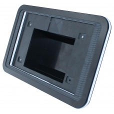 RASPBERRY PI TOUCH SCREEN ENCLOSURE - MULTICOMP CBRPP-TS-BLK