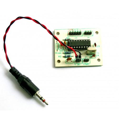 DTMF Decoder Board
