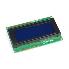 LCD Display  20x4  with Blue/Green Backlight