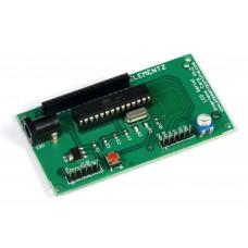 LCD Serial Interface UART Converter Board