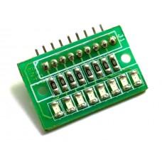 8 Bit SMD LED Array