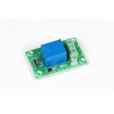 SINGLE CHANNEL 1CH 12V RELAY BOARD MODULE (CONTROLLABLE WITH 5V or 3.3V)