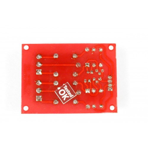 TWO CHANNEL 2CH 12V RELAY BOARD CONTROLLABLE with 3 3