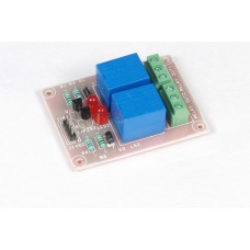 TWO CHANNEL 2CH 12V RELAY BOARD CONTROLLABLE with 3.3V & 5V for Raspberry Pi Arduino AVR PIC 8051