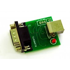 CP2102 USB TO SERIAL RS232 & TTL UART CONVERTER MODULE