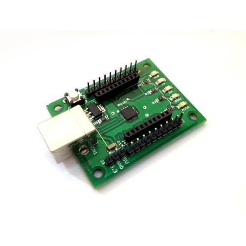 XBee/ZigBee Adaptor Board with USB Interface