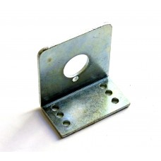 MILD STEEL MOTOR MOUNT L CLAMP