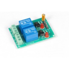 TWO CHANNEL 2CH 5V RELAY BOARD with OPTO-COUPLER