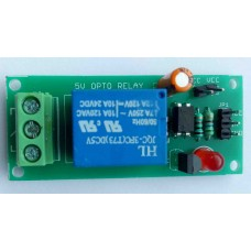Single channel 5V Relay board with optocoupler