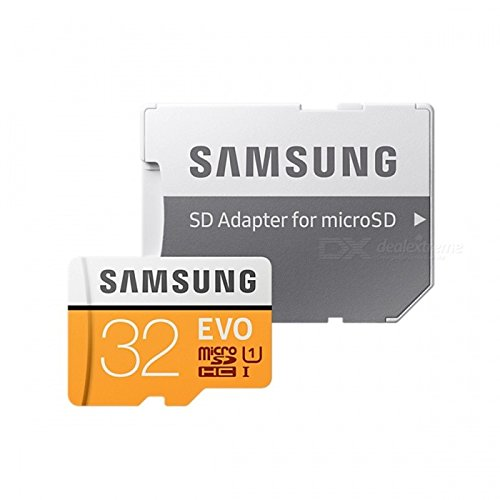 Samsung EVO Class 10 32GB NOOBS with SD Adapter for
