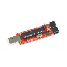 AVR USB PROGRAMMER USBasp USBISP ISP for ATMEL ATMEGA ATTINY MICROCONTROLLERS