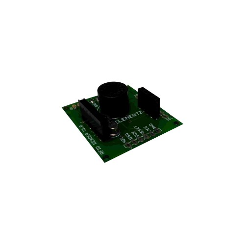 RFID Reader interface module with serial data output