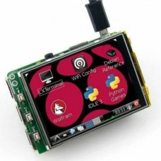 3.2 inch LCD Touch Display Module 320*240 TFT Resistive Touch Screen Panel with SPI Interface for Raspberry Pi