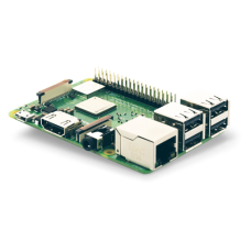 Raspberry Pi 3 Model B+ - With Built in Gigabit Ethernet, dual band WiFi and Bluetooth 4.2 BLE - BCM2837B0 SoC, IoT, PoE Enabled